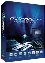 Learn more about Mixcraft 6 Home Studio