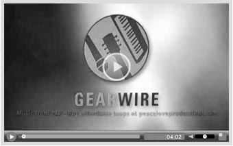 Gearwire -- Video
