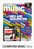 Computer Music Magazine review – Mixcraft 5