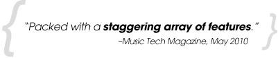 Music Tech reviews Mixcraft 5