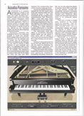 Pianissimo review in Keyboard Player Magazine