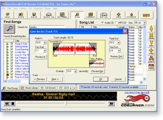 Screenshot Mixcraft 4.