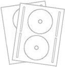 acoustica cd dvd label jewel case support. Black Bedroom Furniture Sets. Home Design Ideas