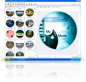 sticker printing software