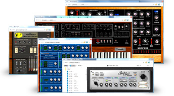 Mixcraft 5 Instruments & Effects