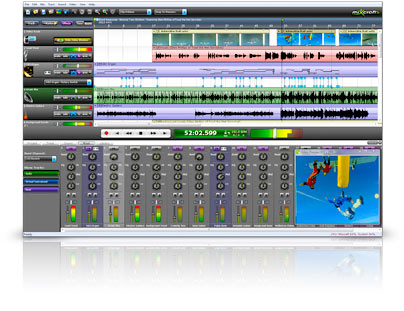Yer gonna want Mixcraft 5