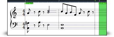 Mixcraft 5 notation