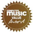 Computer Music Value award