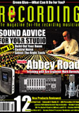 Recording Magazine October 2010 review of Mixcraft 5