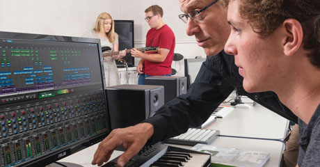 Mixcraft 7 in the classroom