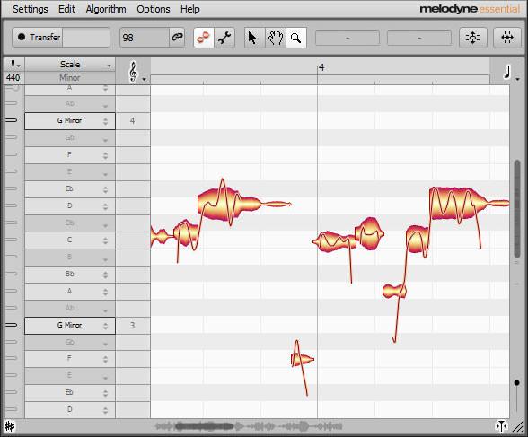 Mixcraft 8 Pro Studio Melodyne