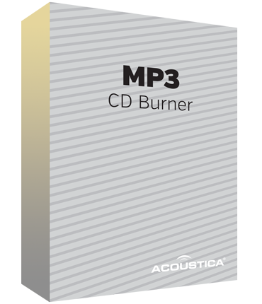 MP3 CD Burner
