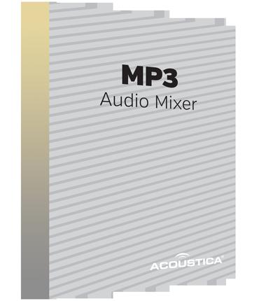 MP3 Audio Mixer