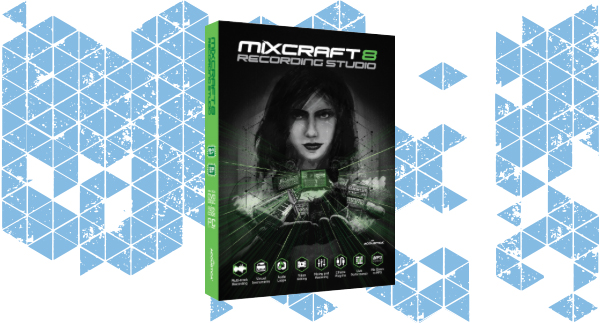 Mixcraft 8 Recording Studio Box