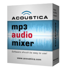 Buy Acoustica MP3 Audio Mixer