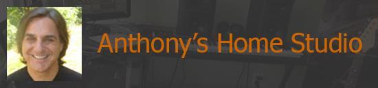 Anthony's Home Studio