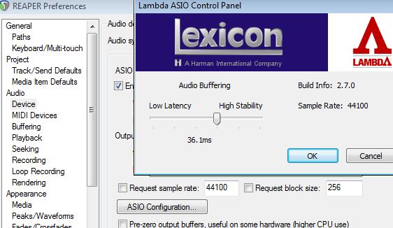 скачать драйвер lexicon alpha для windows 7