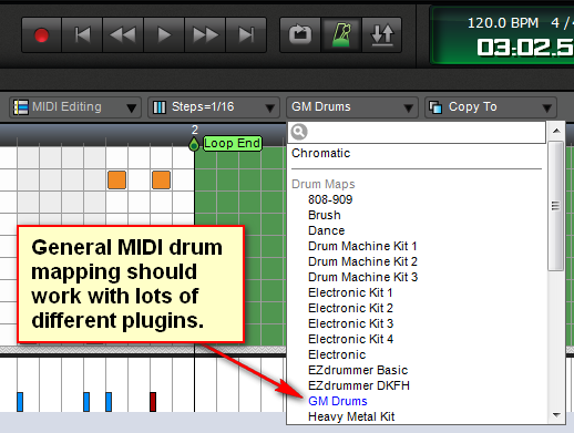 how to make a custom instrument in mixcraft
