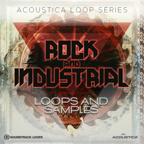 Acoustica Rock and Industrial Loops and Samples