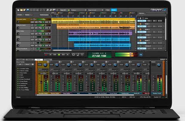 mixcraft 8 home studio crack
