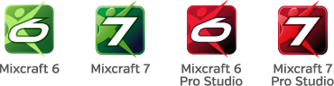 Works on Mixcraft 6, Mixcraft 7, Mixcraft Pro Studio 6, and Mixraft Pro Studio 7