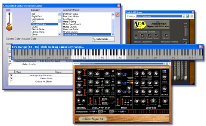 Acoustica Mixcraft v2.50 Vst-effects-small