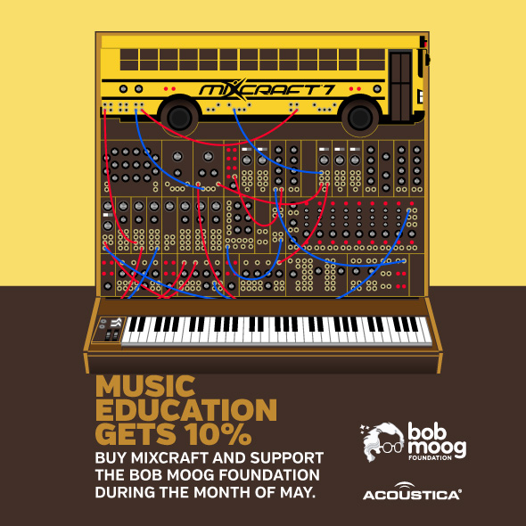 Support the Moog Foundation