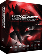Acoustica releases Mixcraft 7 and Mixcraft Pro Studio 7
