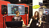 Mixcraft Pro Studio 7 Live Performance at NAMM